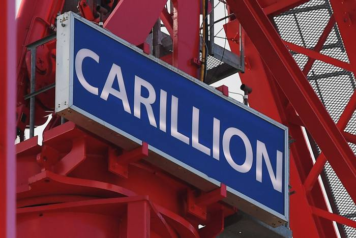 HMRC to help businesses hit by Carillion collapse