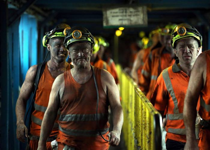Govt mulls pension guarantees for mineworkers