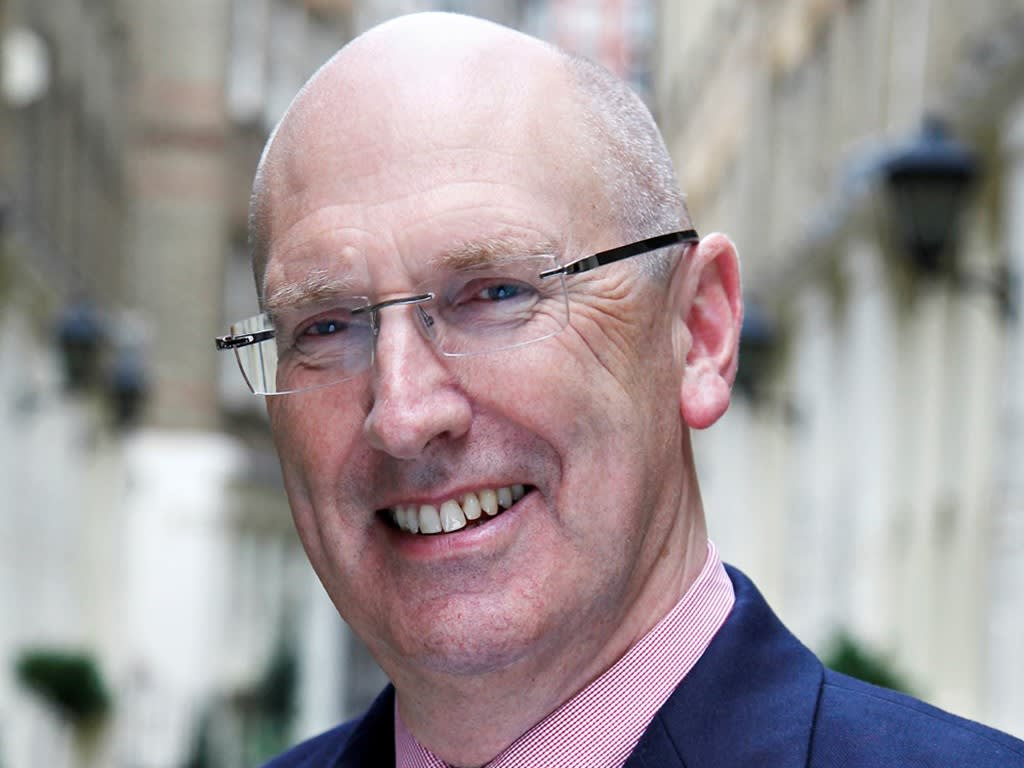 Diary of an Adviser: Brian Spence