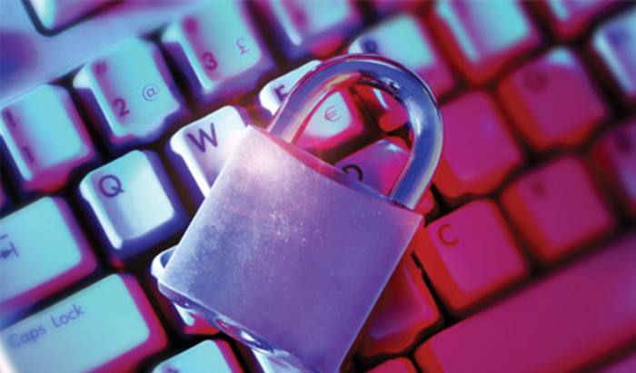 Warning about data security at financial services firms