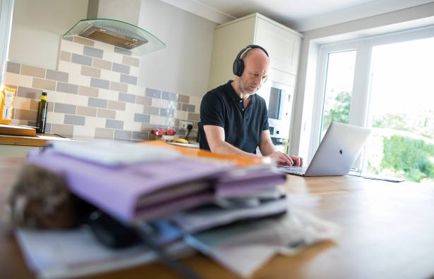 Self-employed suffer from lending squeeze