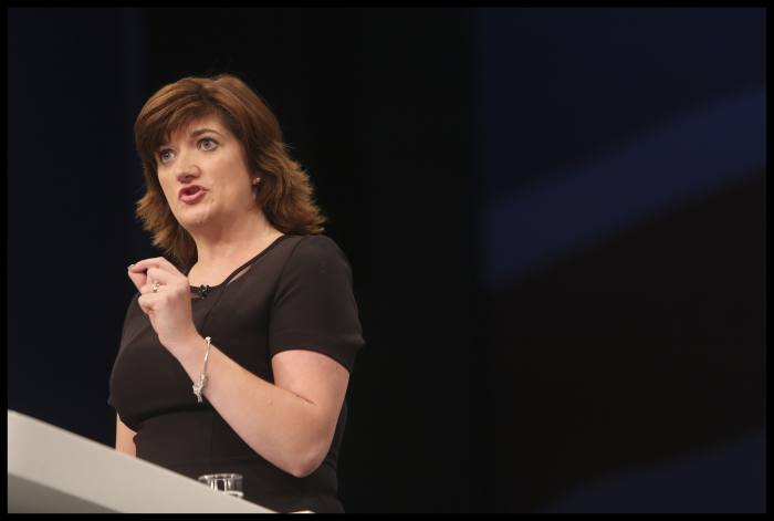 Nicky Morgan to join FSCS board