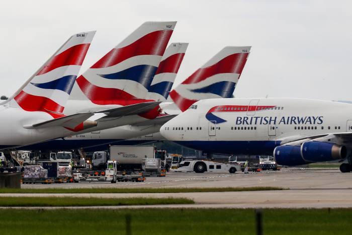 Unions demand talks to discuss BA pension closure
