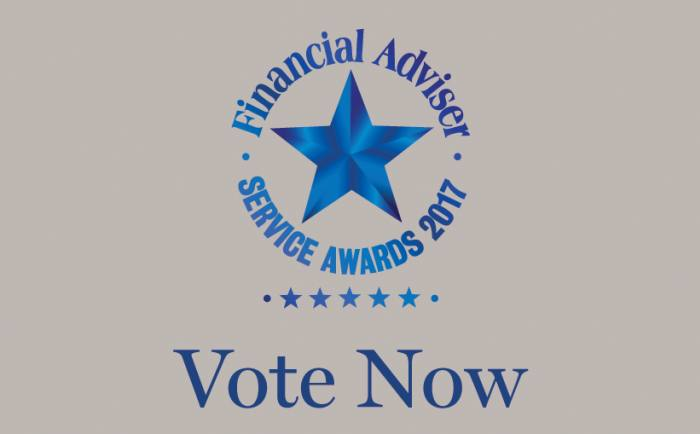 Financial Adviser Service Awards voting open now