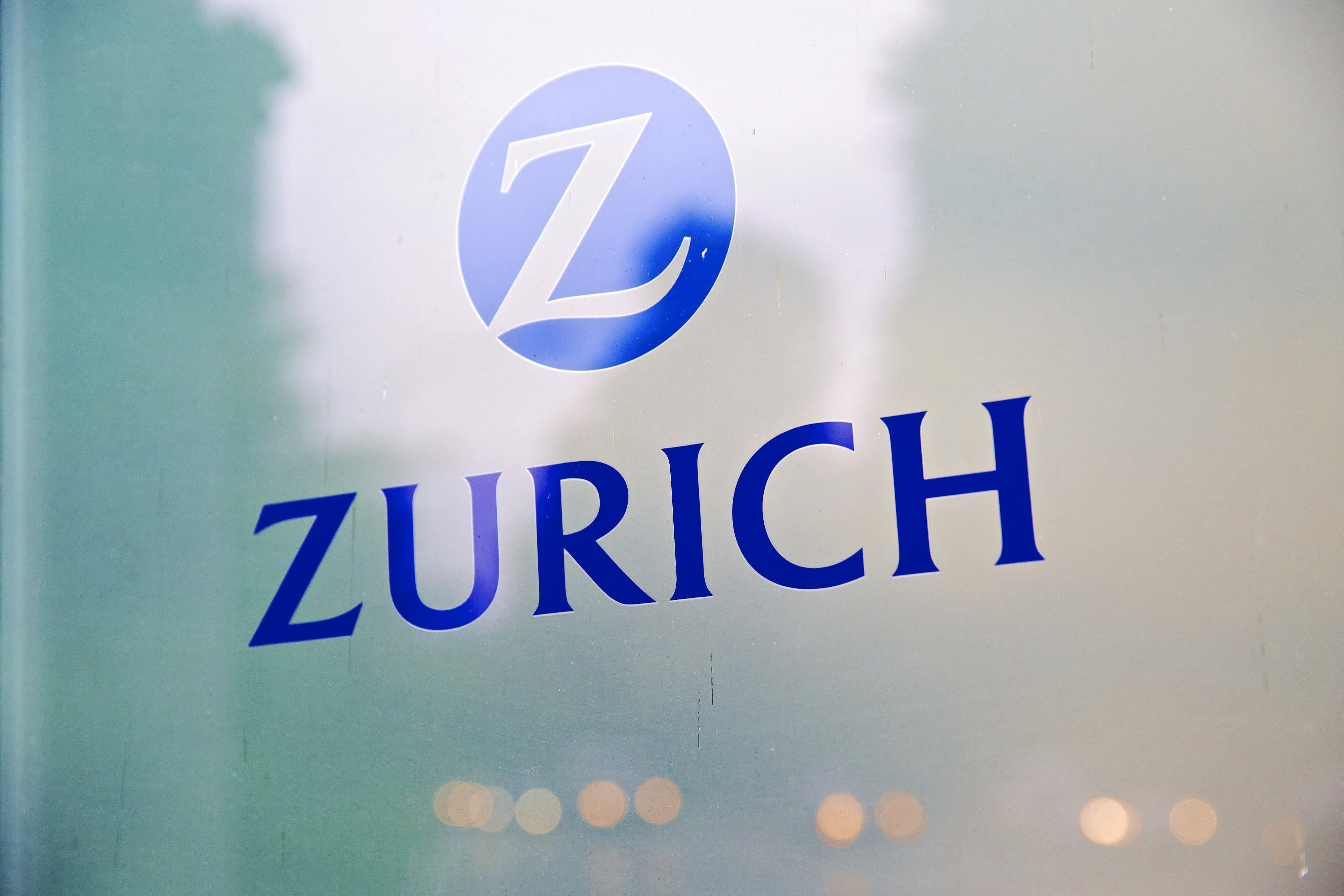 Zurich UK sees earnings rise after workplace sale