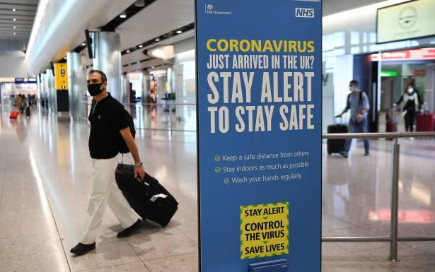 Q&A: Managing employee travel quarantines