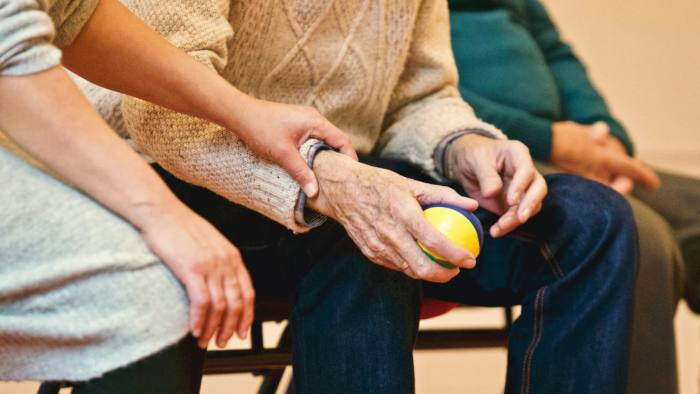 Pandemic leaves over-50s determined to receive care at home