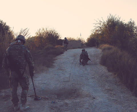 My time in Afghanistan helped me be an IFA