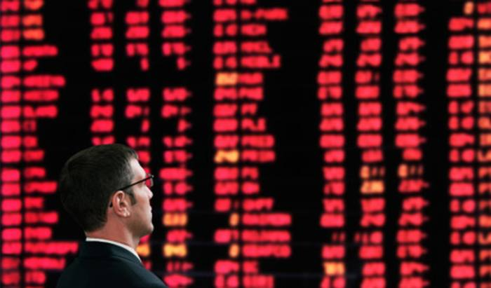 Political and economic worries push equity markets down