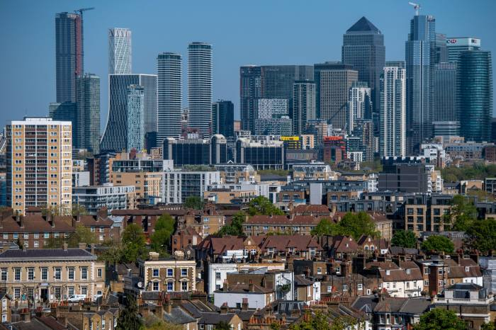 Flats and city centres see rise in demand post-lockdown