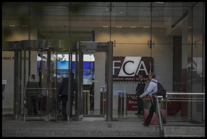 FCA concerned about pensions in economic downturn