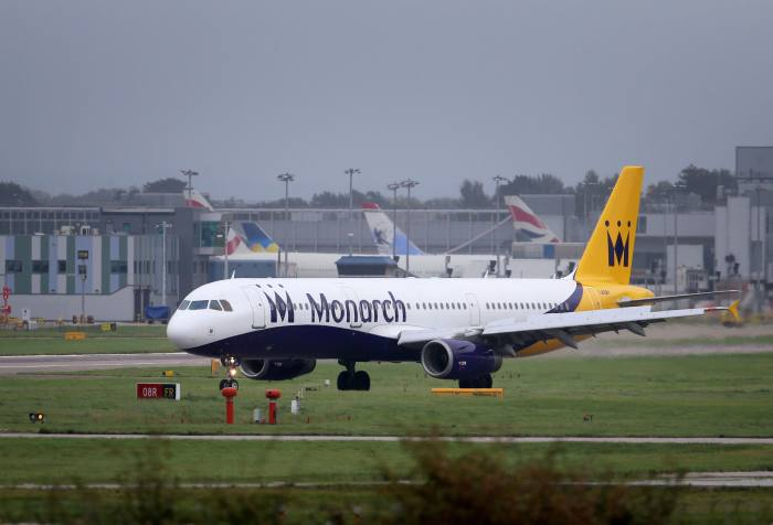 Regulator under fire over Monarch Airlines pension deal