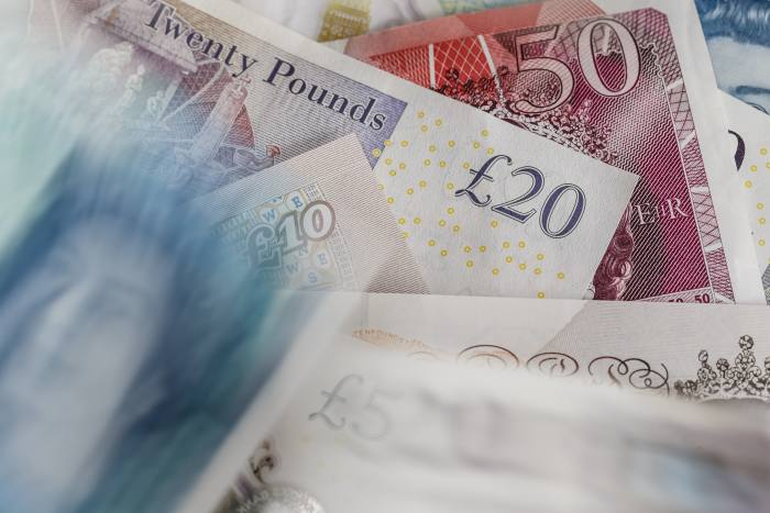 Billions of pounds passed on each year in cash