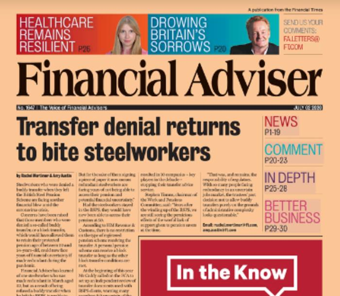Read it now: Transfer denial bites steelworkers & IFA slams 'aggressive' CMCs