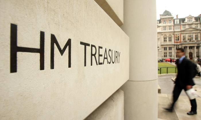 Treasury asks financial advisers how much they charge