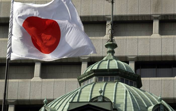 Japan outperforms after Suga boost and strong Yen