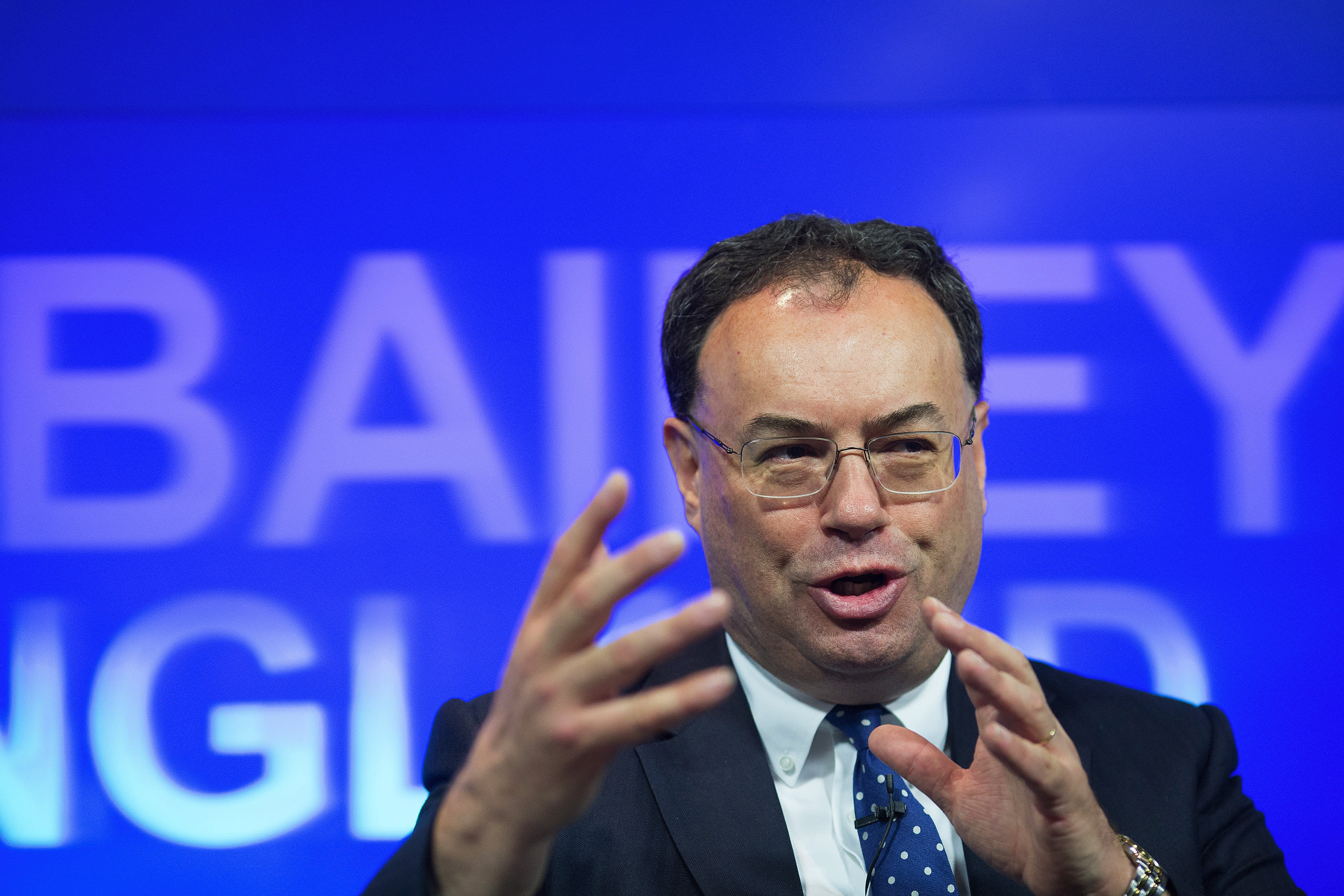 Bailey says senior managers' regime key to restoring trust