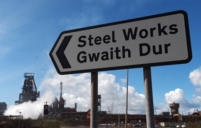 Steelworkers explain why they back contingent charging