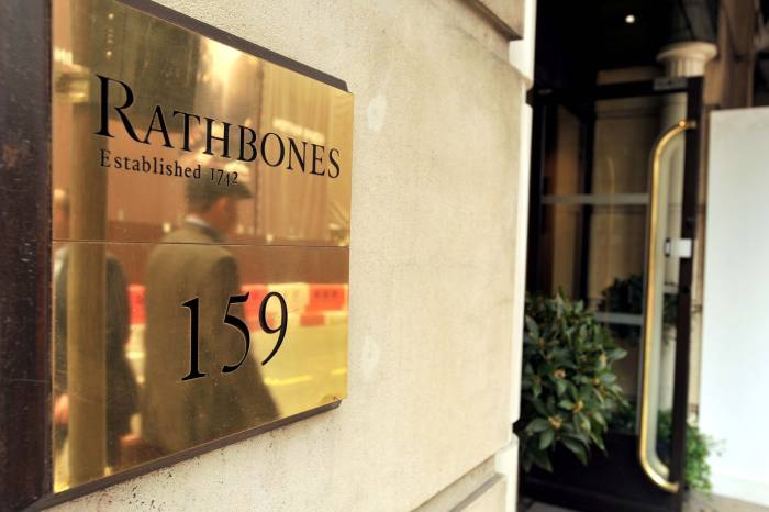 Rathbones merger talks come to an end
