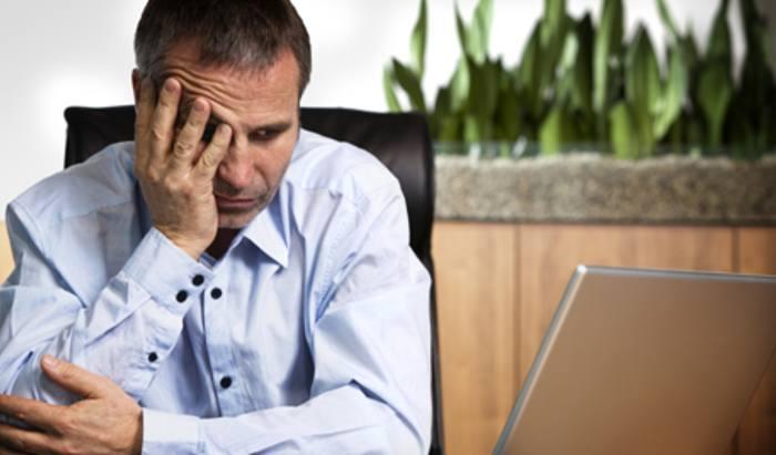 Six million go to work feeling mentally unwell