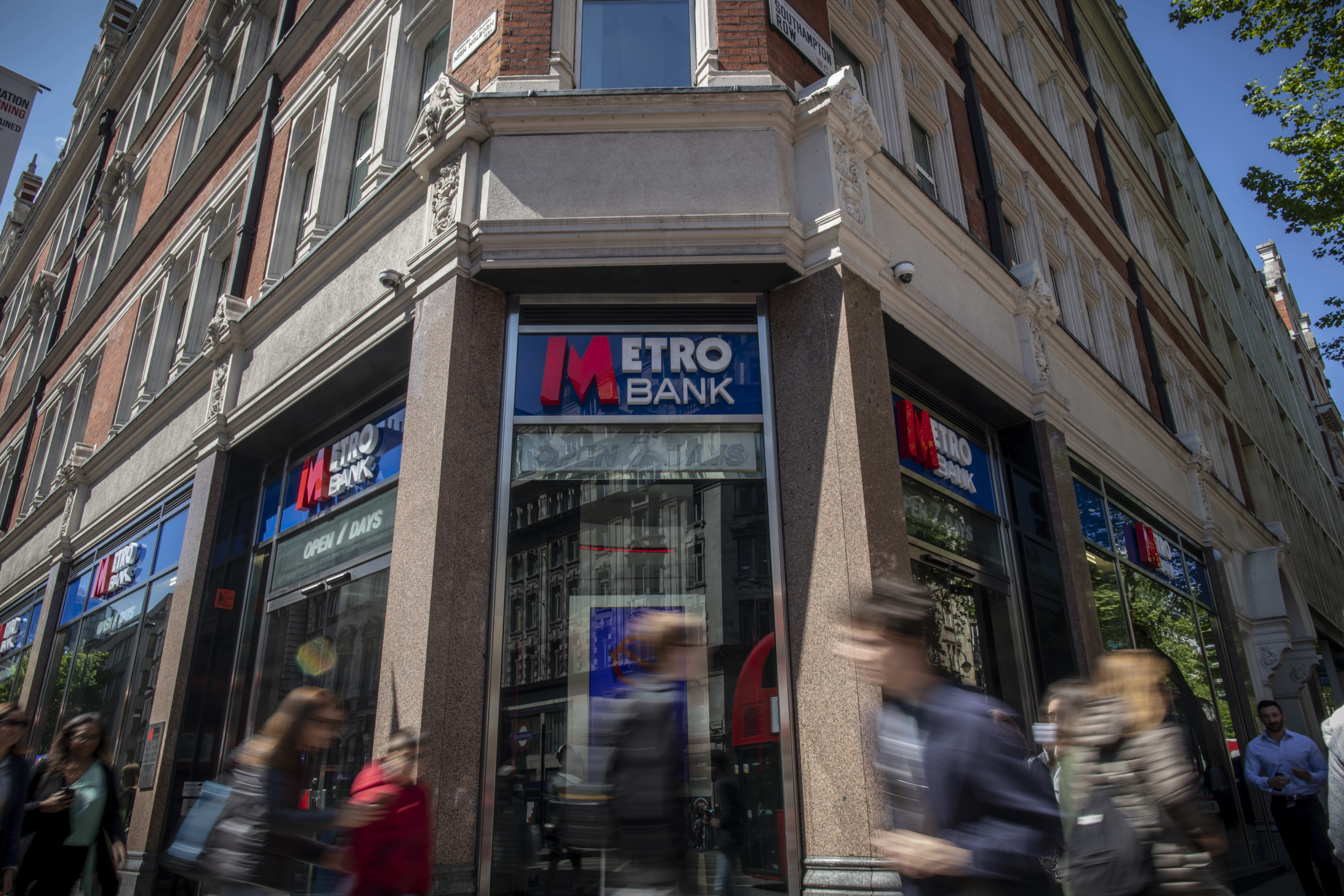 Metro Bank sells £3bn mortgage portfolio to NatWest
