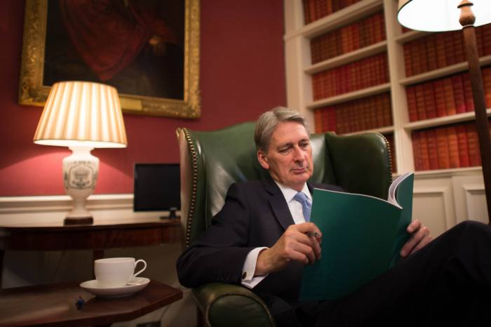 Hammond rules out a Summer Budget