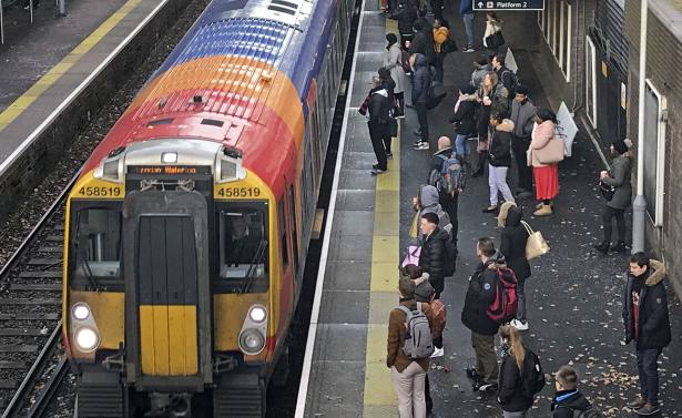 Train operators' legal battle with government kicks off