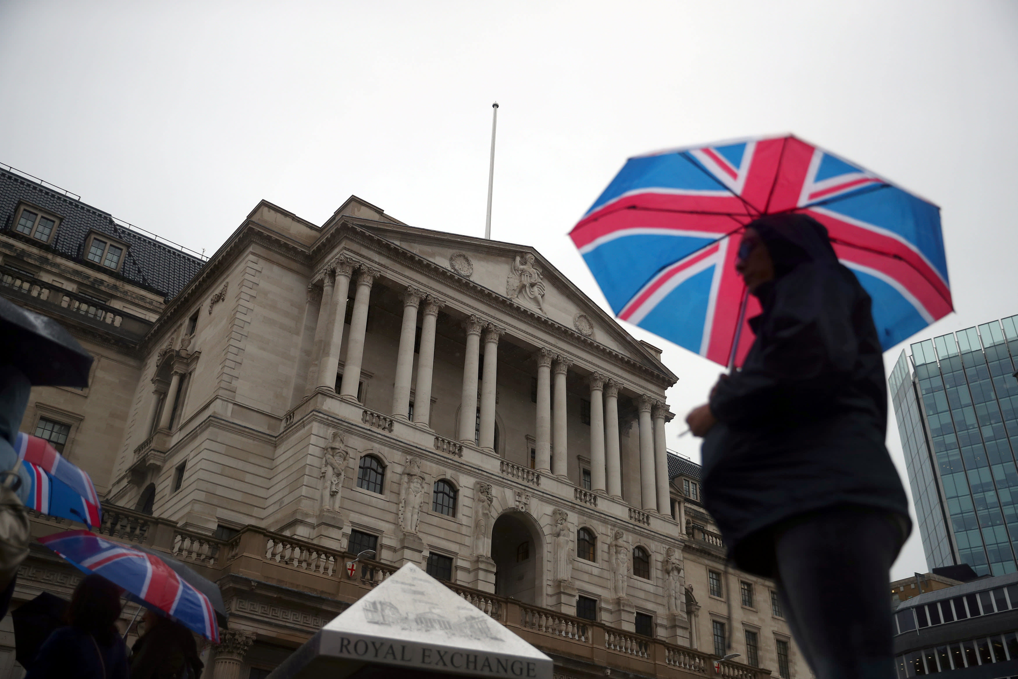 No economic bounce back before end 2021, BoE warns