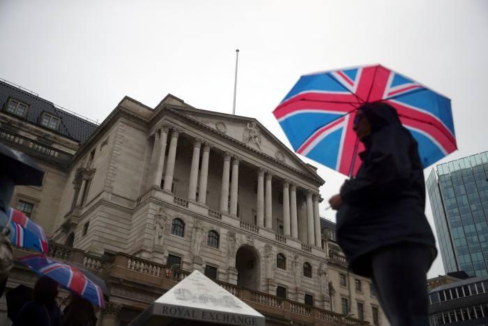 No economic bounce back before end 2021, BoE warns