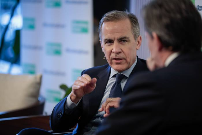Carney says advisers are central to climate change