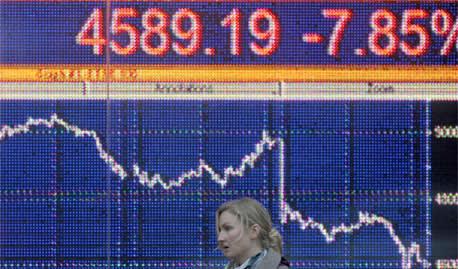 Fund managers shun bonds despite market turmoil