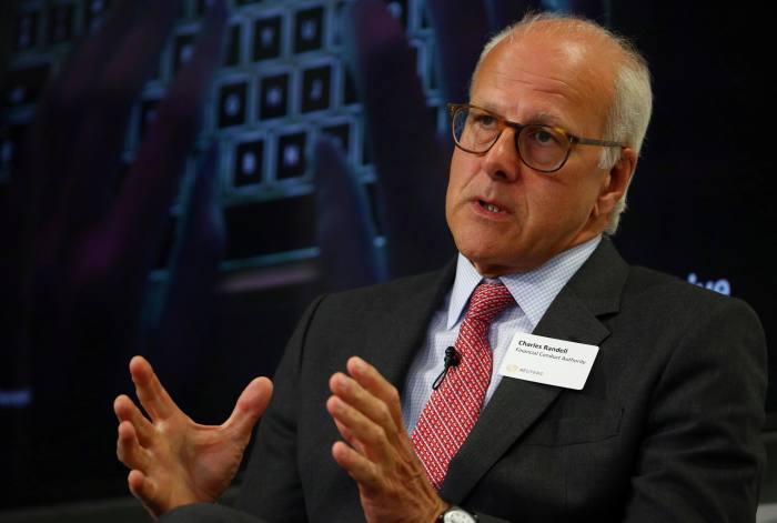 FCA chairman says regulator needs to change