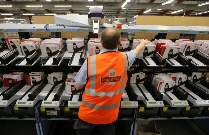Royal Mail staff vote for strike over pension dispute