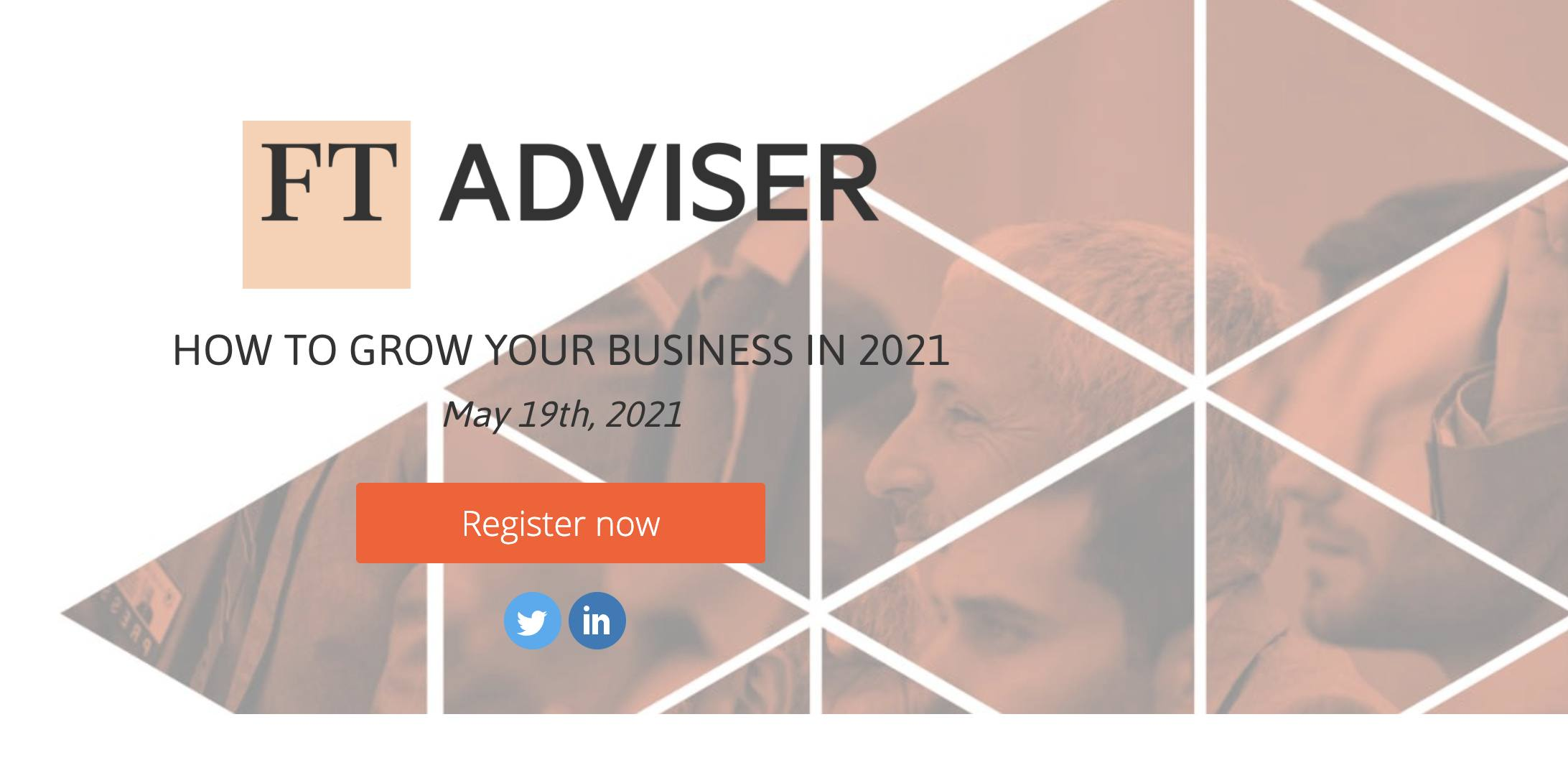JOIN TODAY! How to grow your business in 2021