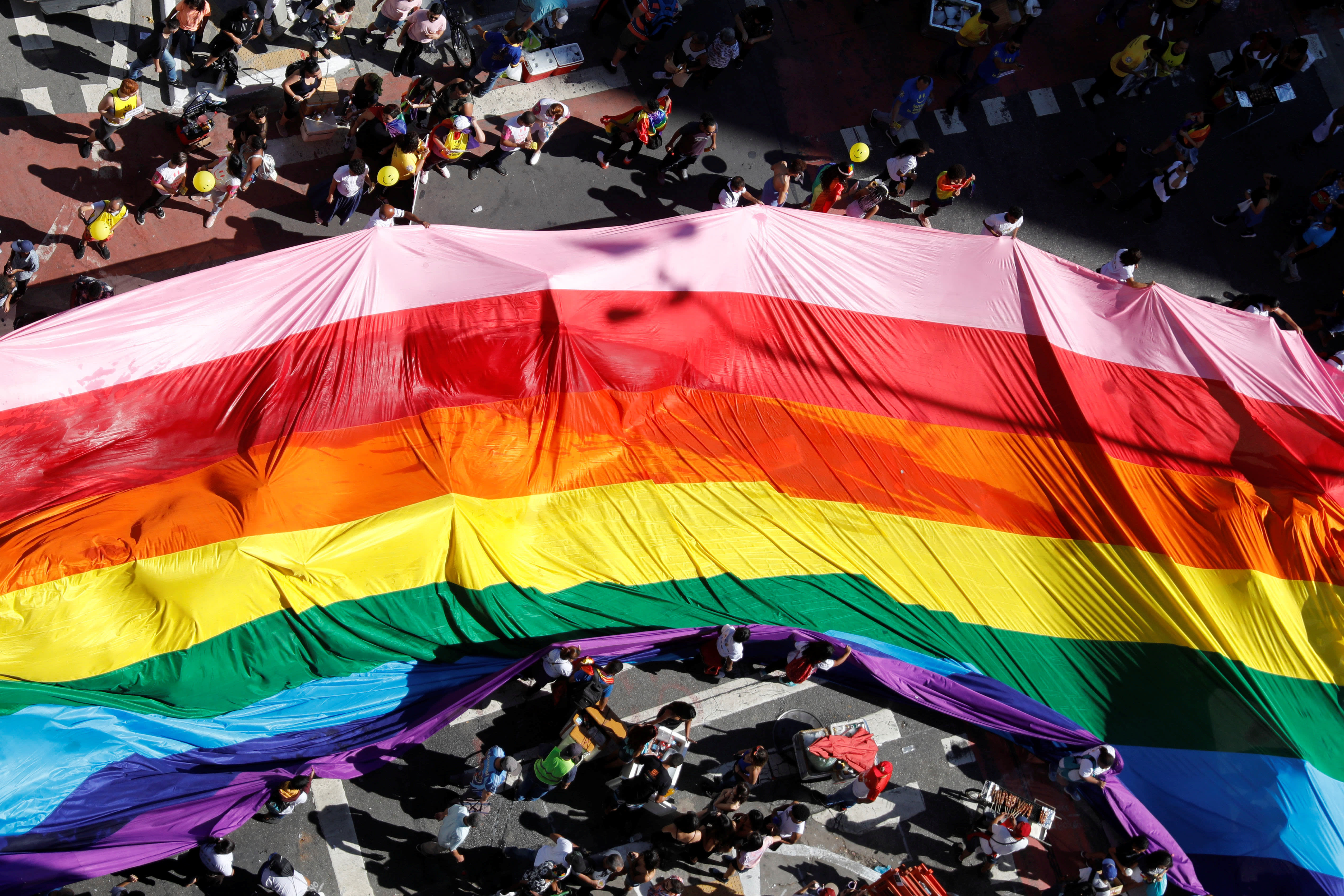 Financial services firms unite for LGBT initiative