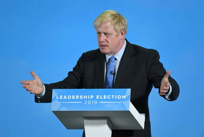 Boris Johnson 'open to stamp duty shake up'
