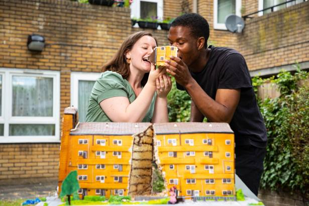 Couples reallocate wedding savings to buy first home