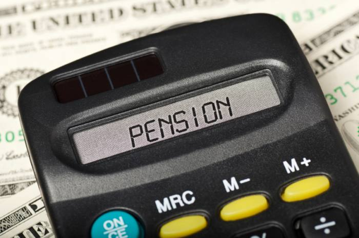 Pension switching initiative passes target