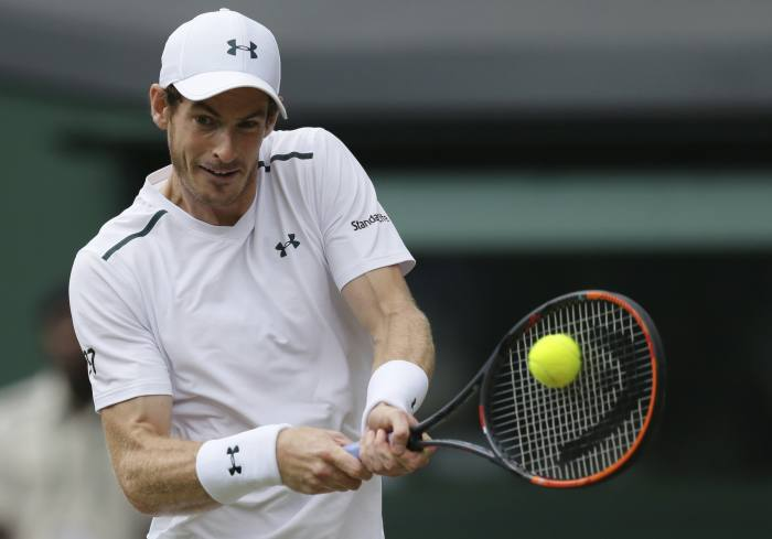 Tennis star Andy Murray reveals his crowdfunding picks