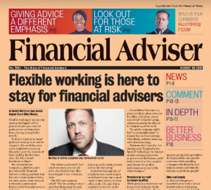 Read it now: Flexible working here to stay & ESG minefield warning