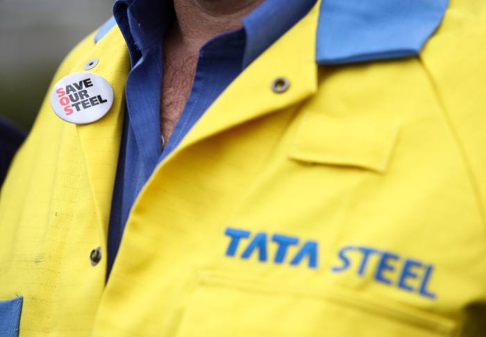Advisers offer free counselling to steelworkers