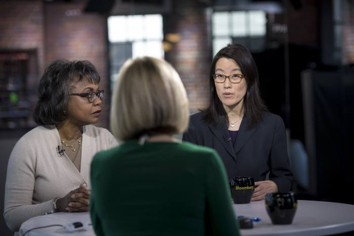 Mentoring is key to getting more women into senior roles