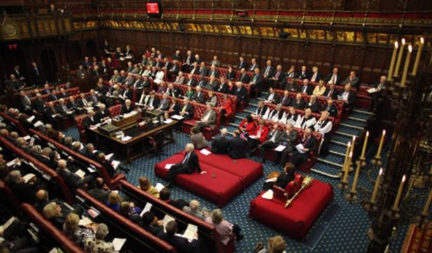 Lords critical of details in pension bill