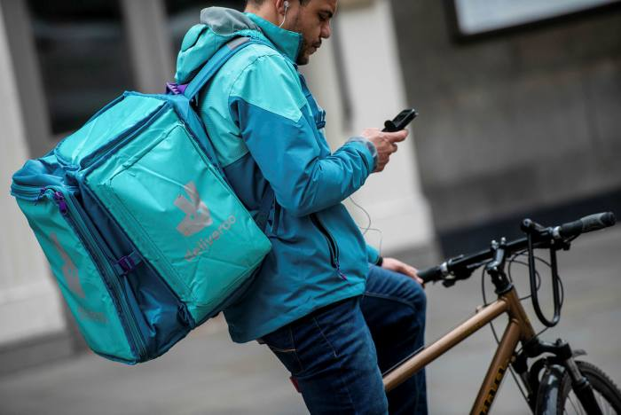 Chatfeild-Roberts: Deliveroo is example of tech disrupters we avoid