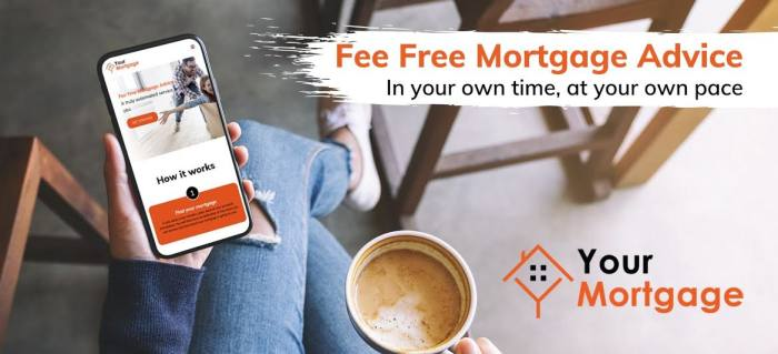 Broker launches online mortgage service