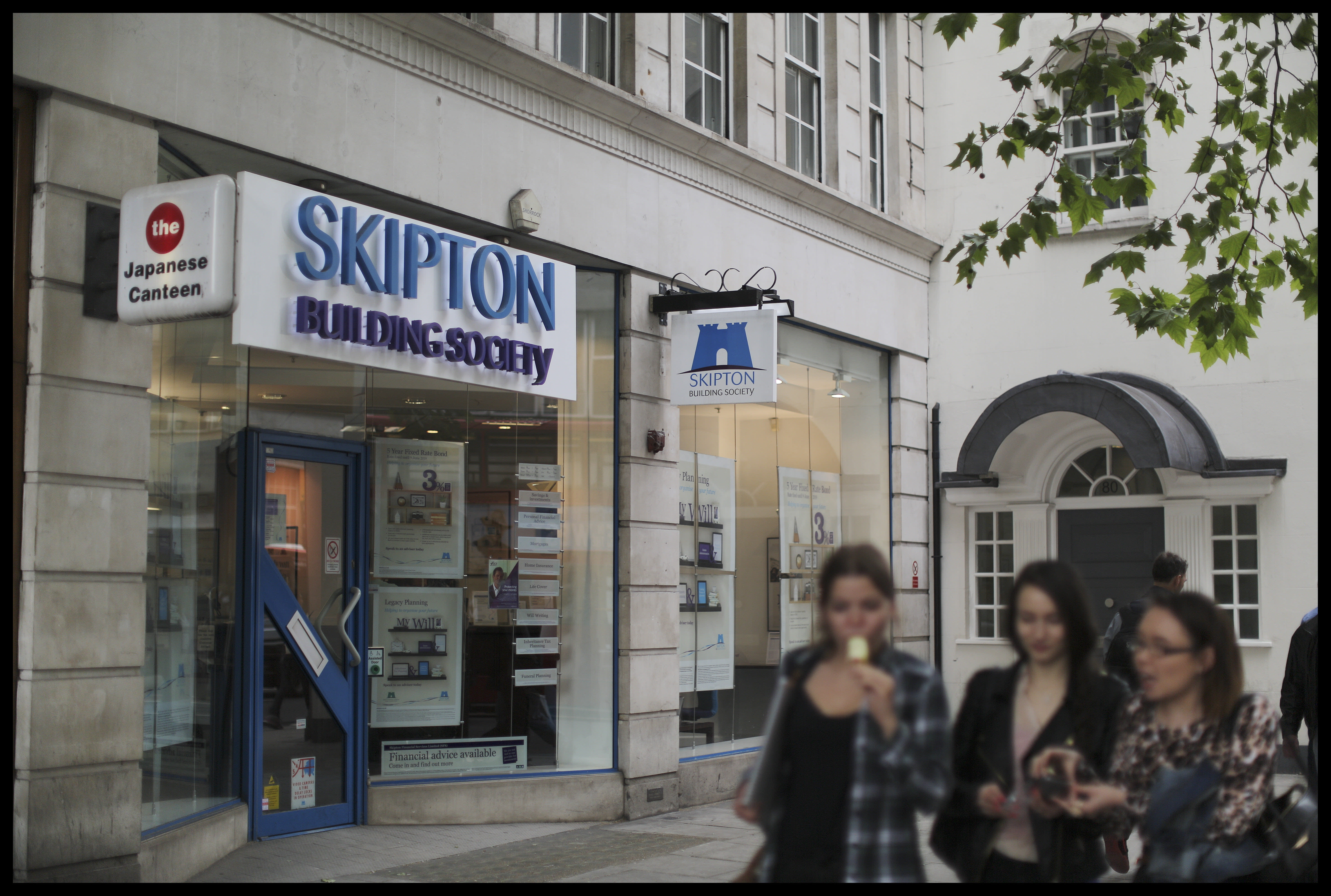 Skipton changes criteria for contractors