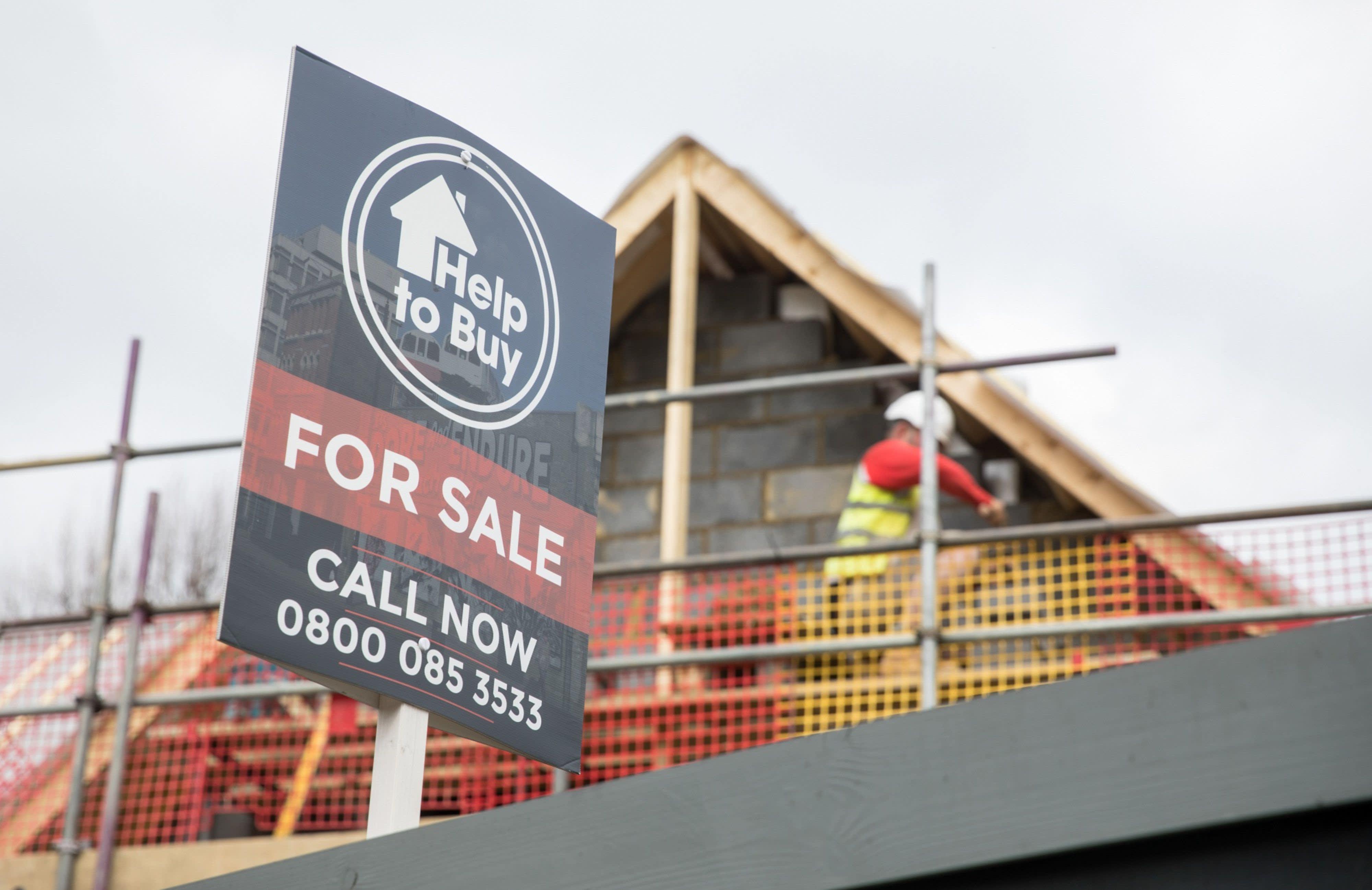 Govt extends Help to Buy completion deadline