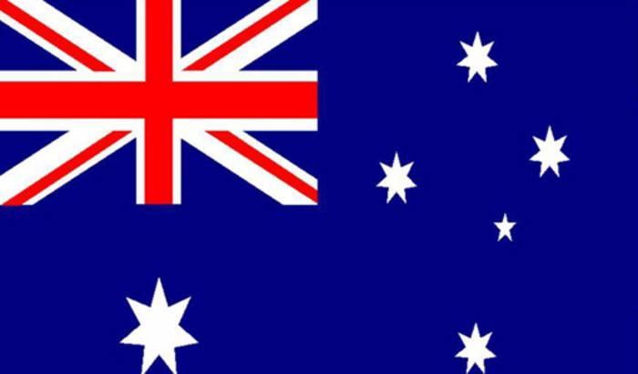 Australia takes responsibility