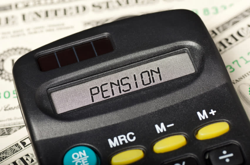 AIC calls for pension charge cap review