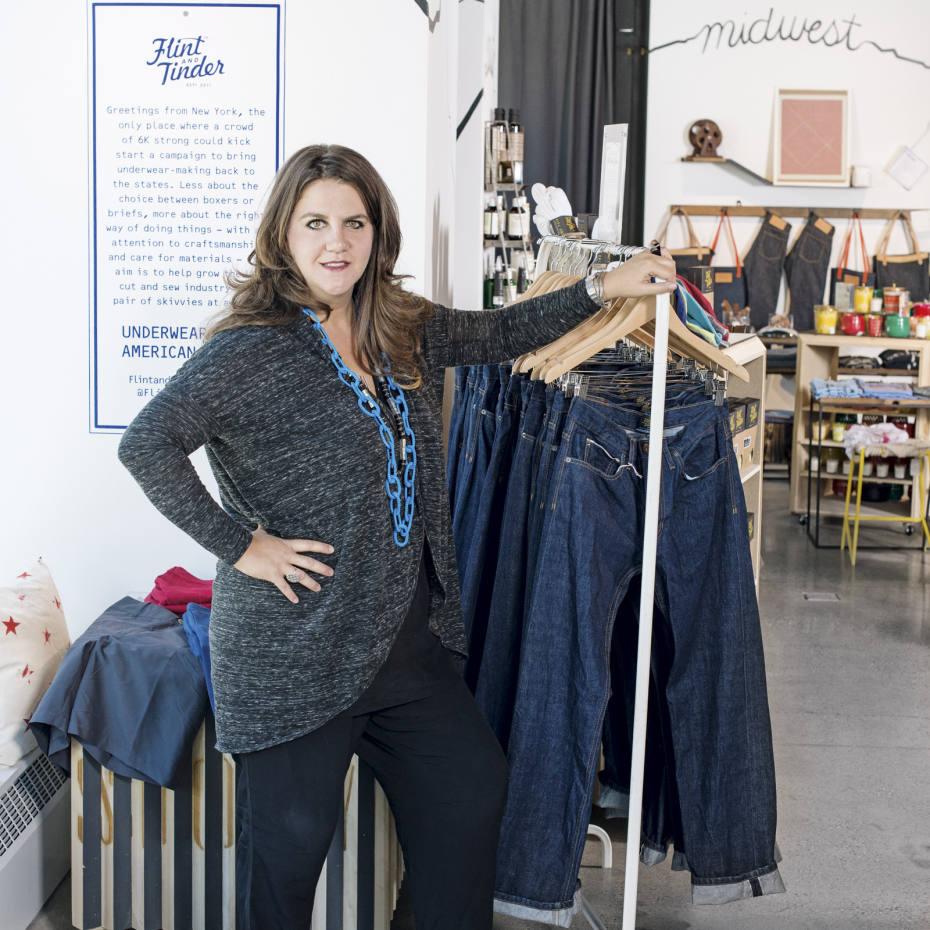 Rachel Shechtman in Story